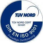 Tuv Nord Certification - Bohemi Chemicals